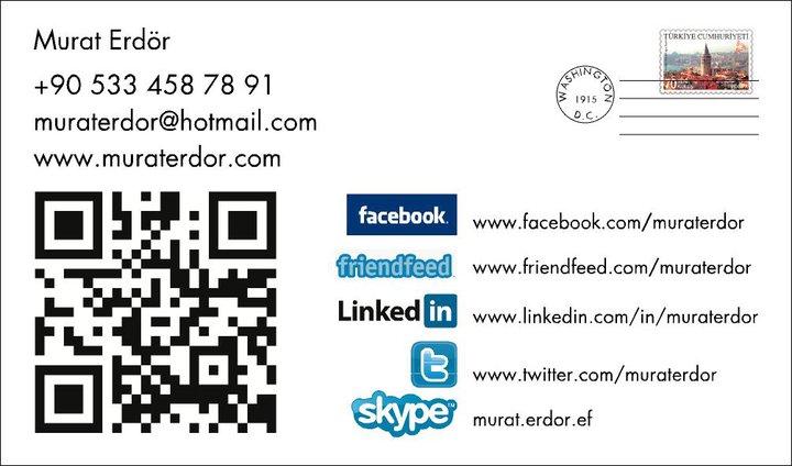 business card - muraterdor.com