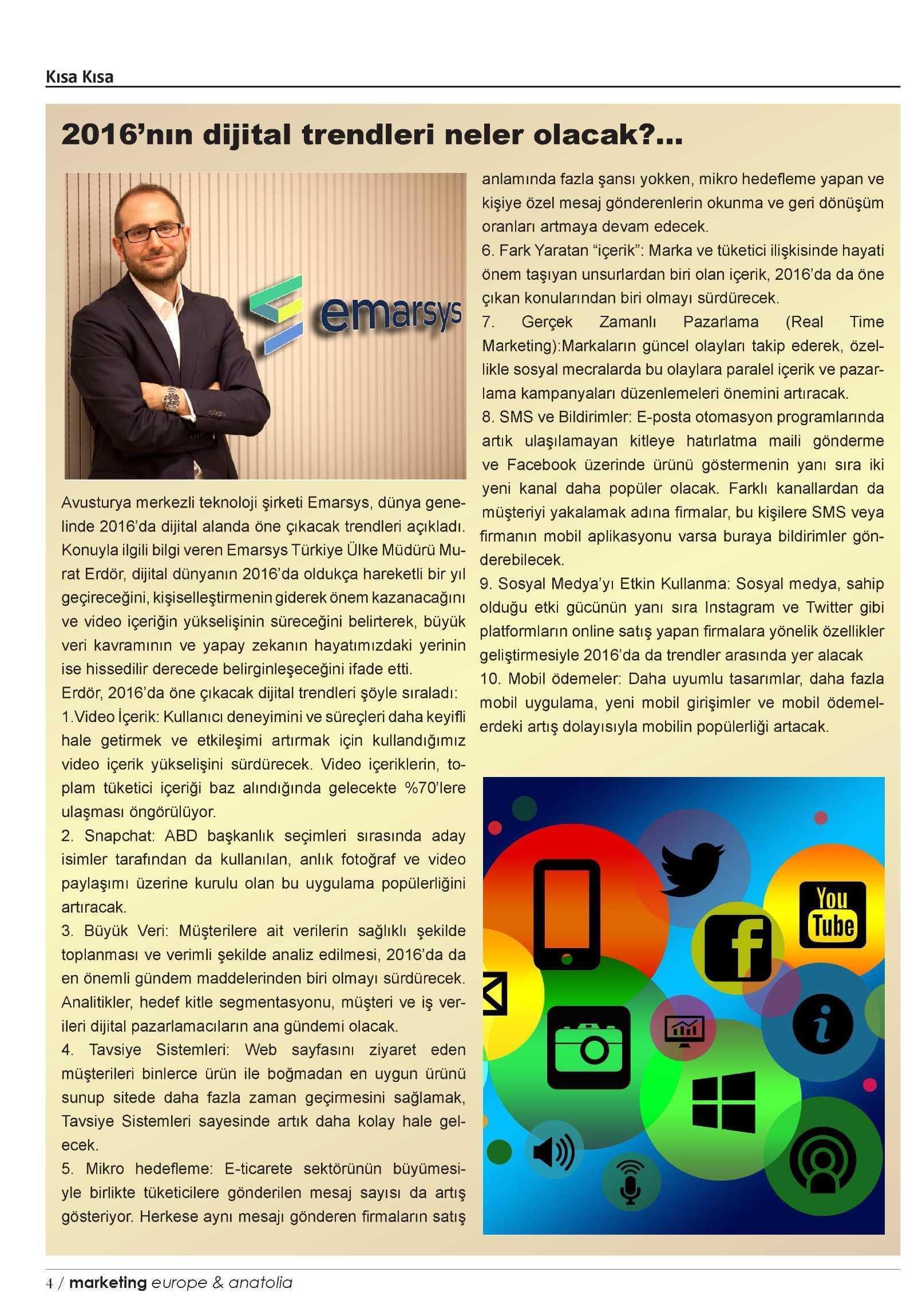 1 - Marketing Europe _ Anatolia Dergisi_muraterdor.com_Ocak 2016