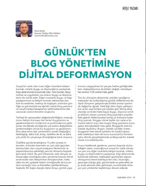 23 - Sosyal Medya Kulübü Dergisi_muraterdor.com_Eylül 2015