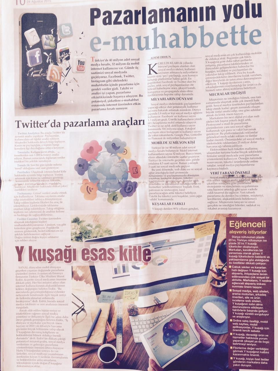 26 - İstanbul Ticaret Odası Gazetesi_muraterdor.com_24.8.2015