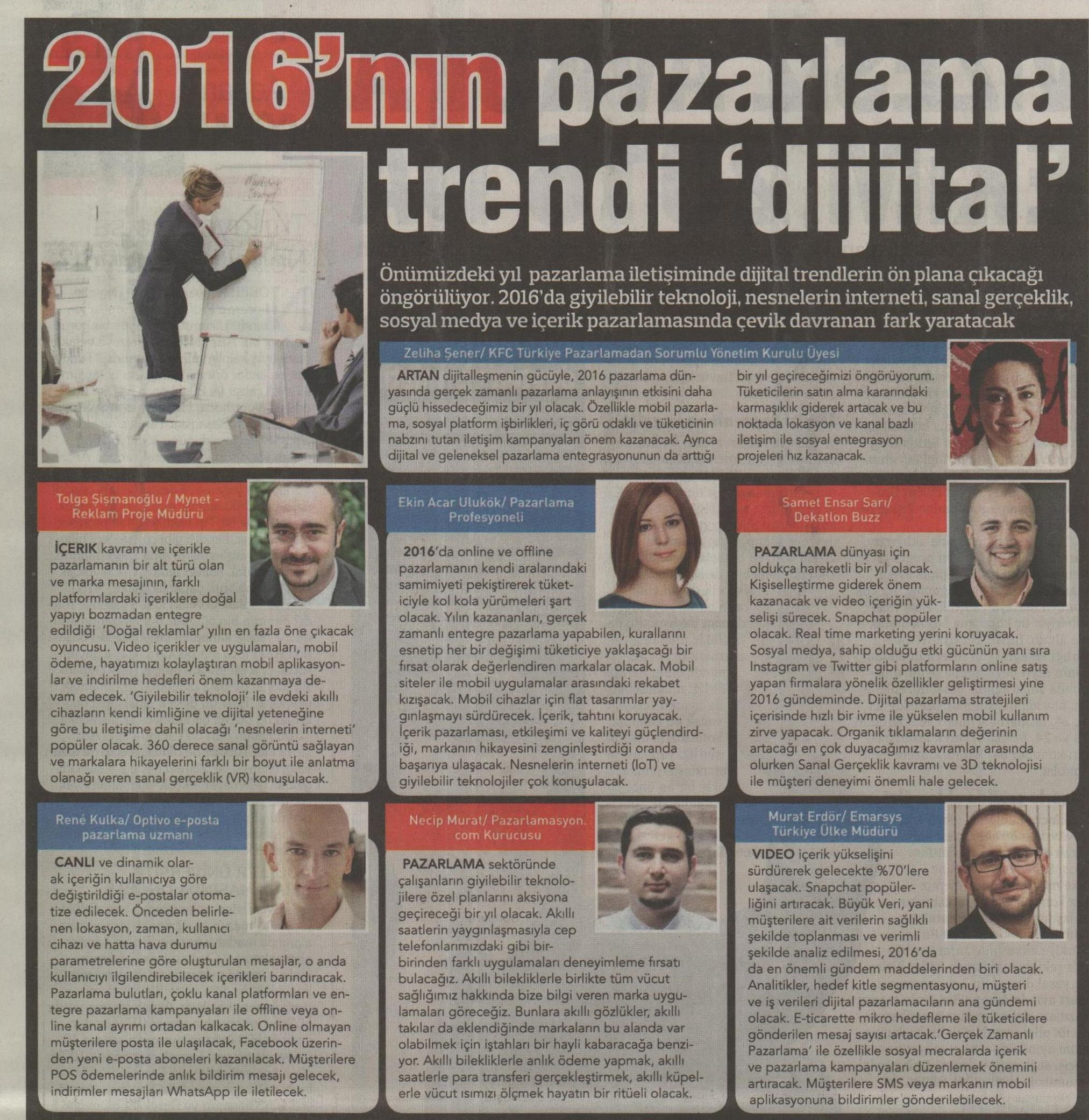 8 - Yeni Yüzyıl Gazetesi_muraterdor.com_12.12.2015