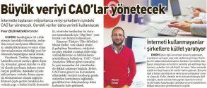 Sabah Gazetesi – 25.1.2015
